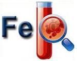 Железодефицитная анемия.