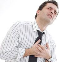 Главный симптом указывающий на риск развития и инфаркта.