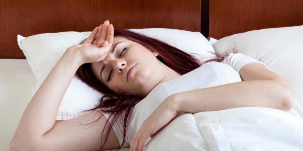 Упадок сил после пробуждения может быть признаком COVID-19 .