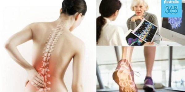 Остеопороз. Факторы риска развития остеопороза.